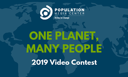One Planet, Many People Contest