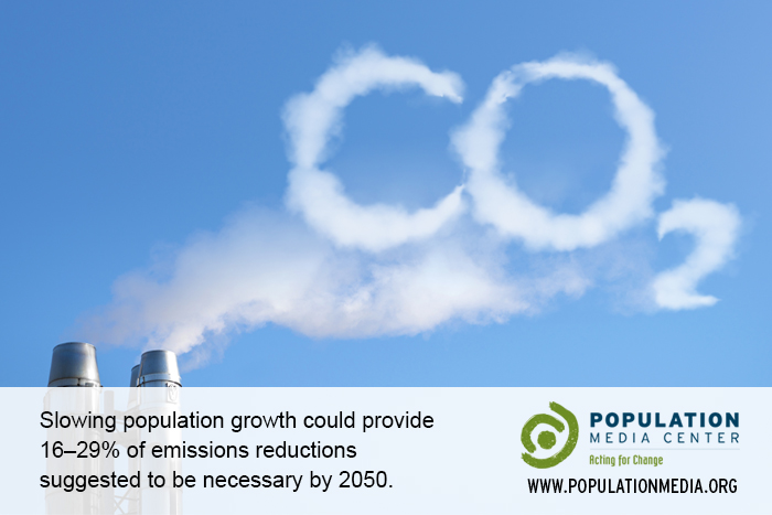 PMC population and emissions