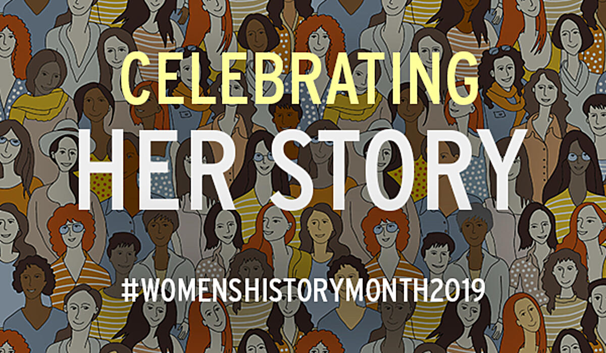 PMC Celebrating Women's History Month