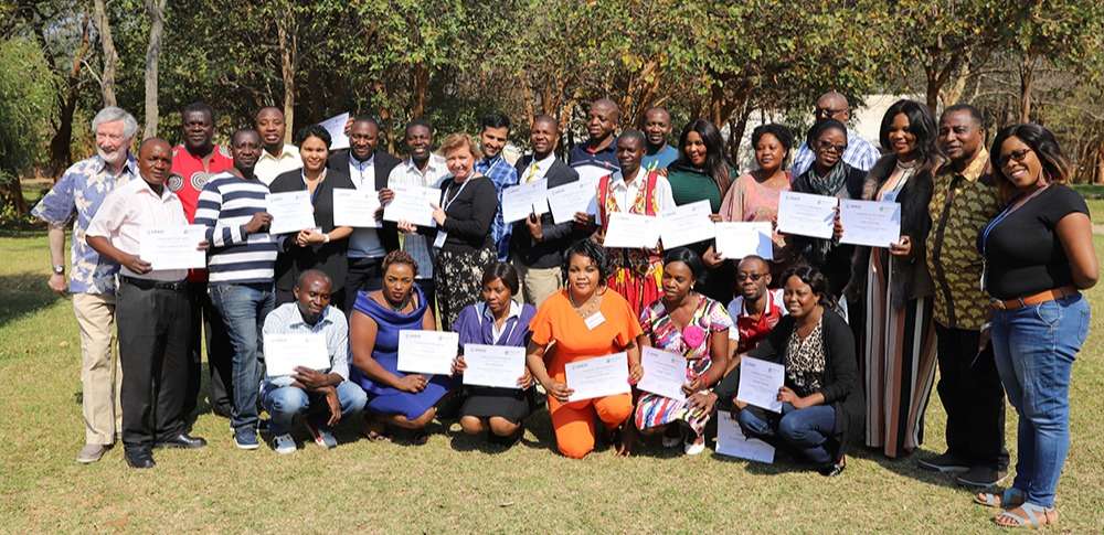 Participants with Writing Certificates