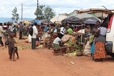 Zambian community