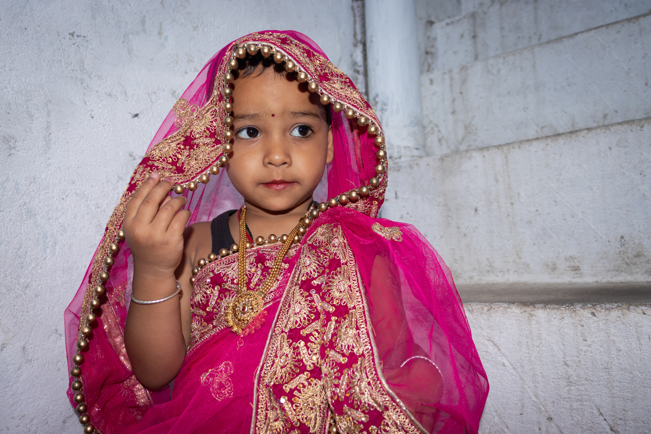prevalence of child marriage